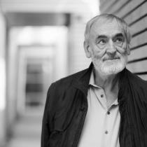 Helmut Lachenmann - Copyright by Michael Aust